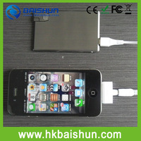 Hot new products for 2014 customized slim power banks 1000