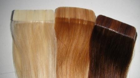 6A 100% unprocessed skin weft hair extension/skin weft seamless hair extensions/pu skin weft