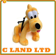 Cartoon character mascot pluto for adult soft plush Pluto mascot