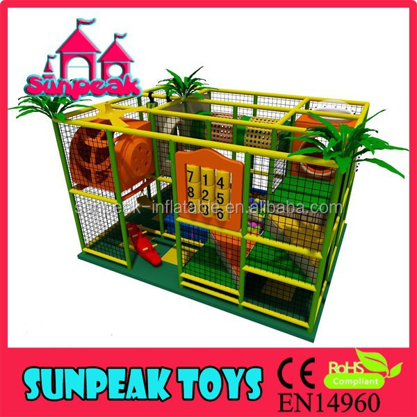 IP-004 Indoor Soft Kids Playing Area