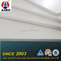 Rigid pvc foam sheet bulk foam sheets for bathroom