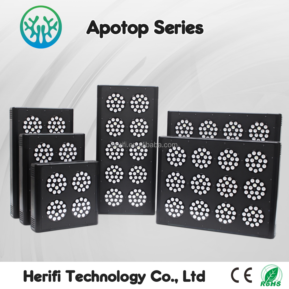 Bset Sale Apollo 200W-1600W UV LED Panel Grow Light 3w,5w Led Panel Lamp Indoor Plants High Power 12 Band Grow Led Lights