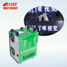 Portable Cheap Acrylic Diamond Flame Polishing machine