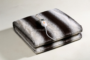 Rechargeable Battery Heated Blankets