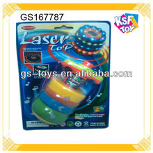 Funny Laser TOP Toy For Kids With Light&Music