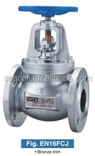 Bolted Bonnet Gate Valve (Outside screw & yoke, rising stem) Flanged ends