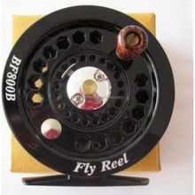 Top quality useful fly reel with sealed drag