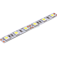 7020 hard rigid light led bar DC12V 72 Leds/pc Cool White Aluminum 7020 hard led strip