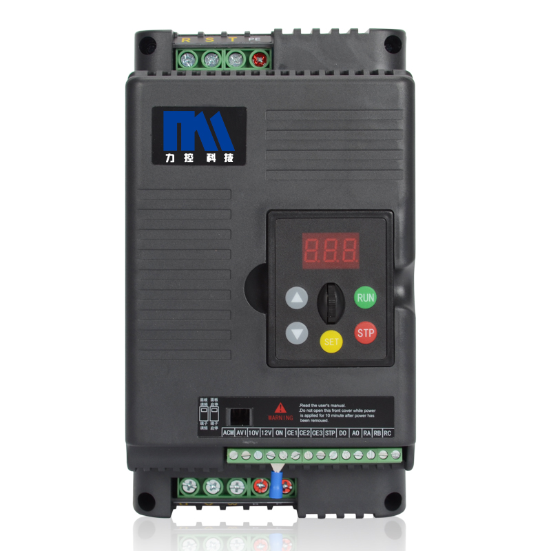 LK100-11G3 15HP 24A 500Hz 380V 3 Phase VFD Inverter Variable Frequency Drive VFD 11kw for Lathe 3 Phase Asynchronous Motor