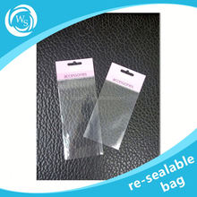 sealable plastic packaging material sachet ziplock bag