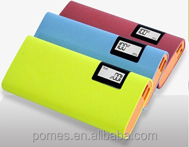 13000mah power bank with led light for note book
