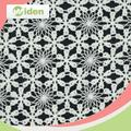 Wholesale Fancy fabric swiss voile lace Polyester Chemical Guipure Lace For Girls Party