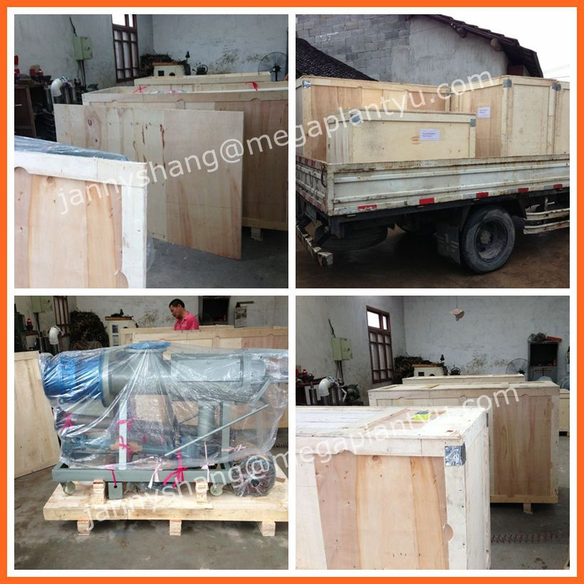 Chicken Cow Pig Poultry Manure Dewatering Drying Machine