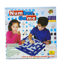 Hot Selling Sudoku Number Game Toddler Math Toys Educational