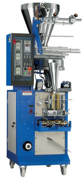 Vertical Form Fill Seal Packing Machine AW6035-4SS for powder, seed, granule, chios