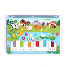 Hot Selling on Amazon Children Computer Tablet English Learning Machine Toy for Kids