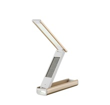 Eye Care Rechargable Folding LED Desk Lamp White Natural Light lamp