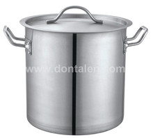 170L large Stainless Steel Stock Pot