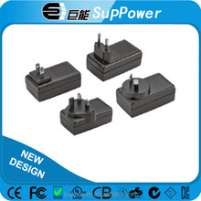 ac dc Wall Mount type power adapter with16v 1800ma medical application EM1024 meet CE UL TUV ASS GS FCC
