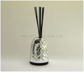 Home & Garden Use Reed Diffuser Set In Air Fresheners With Glass Bottle And Customized Ceramic Container
