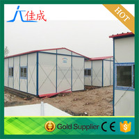 Waterproof cheap wall panels wooden prefabricated house