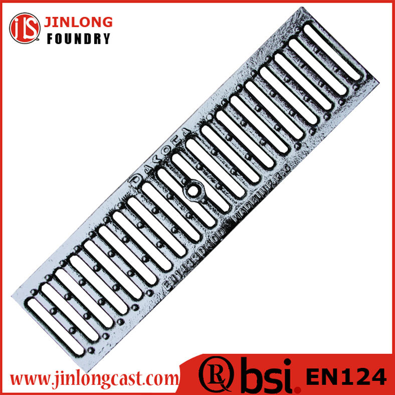 ductile cast iron channel grating