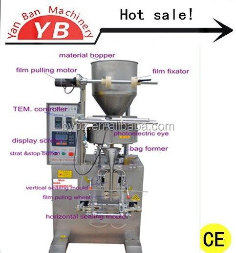 YB-150K New Condition and Automatic Grade Automatic Horizontal tea Bag Fill Seal packaging machine