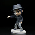 Customized Small Figurines Musical Sculpture Singer Statue