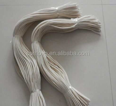 Azo Free 100% organic Natural Core Felt Seal Industrial Felted Sheep Wool Rope Supplier