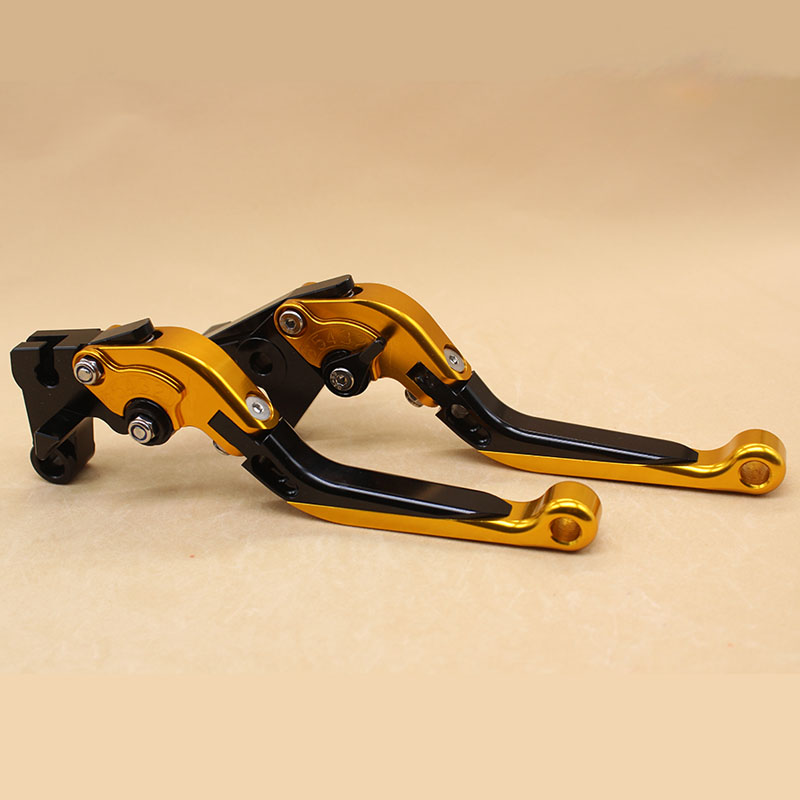 Racing pro cnc motorcycle parts F800ST brake clutch lever foldable&extendable new design