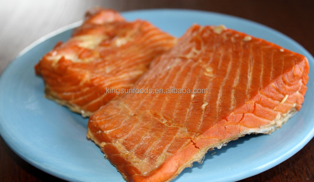 Good Quality Cheap Price Smoked Salmon Salmo Salar