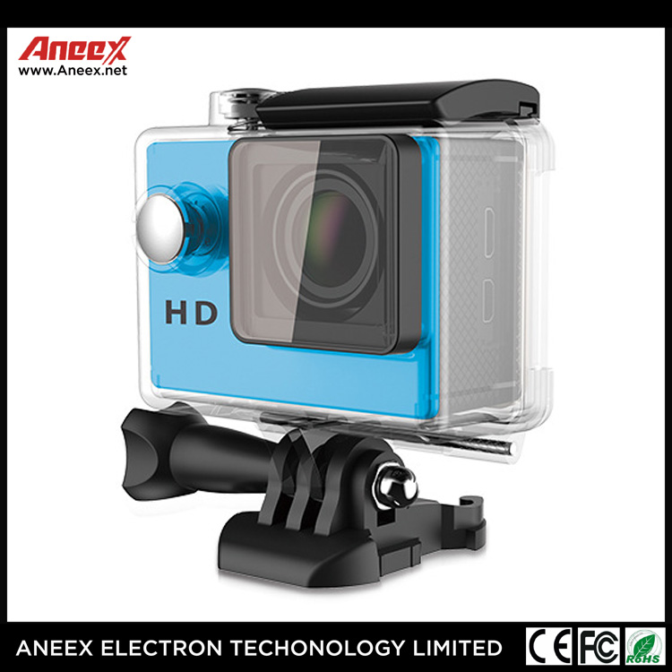 wholesale 2016 newest hot selling cheapest waterproof video recorder mini DV sport camera