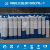 Made In China Oxygen Nitrogen Hydrogen CO2 Gas Cylinder Seamless Steel Tube Plant