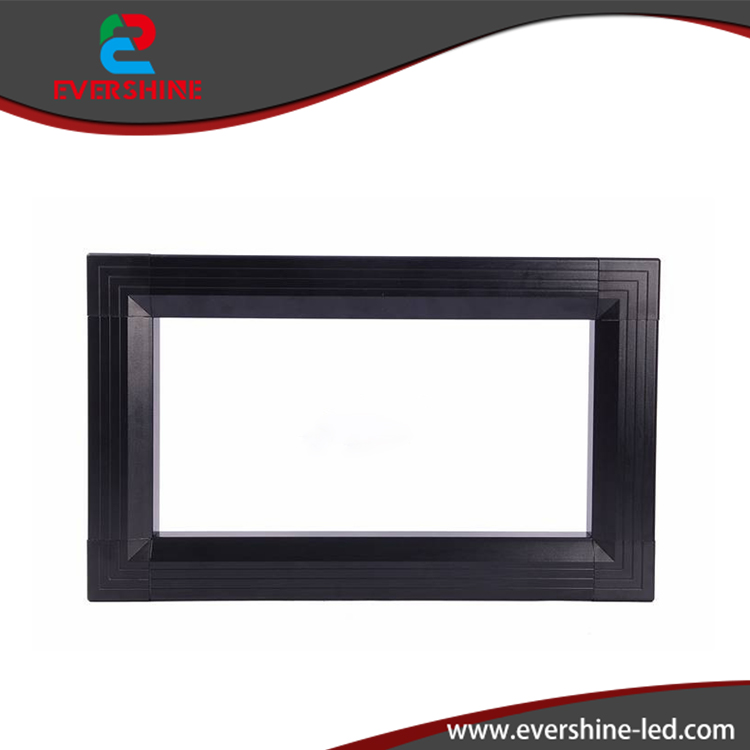LED displays module <strong>aluminum</strong> frame Gicl-4590F2 applicable to Indoor and semi-outdoor