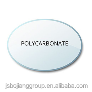 Semi Finished Polycarbonate Optical Lens Blanks