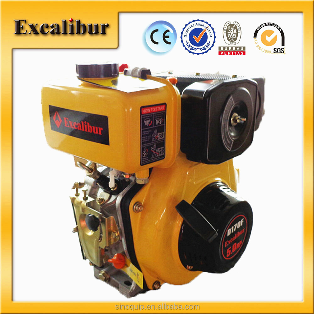 2016 China 5HP Diesel Engine 170F