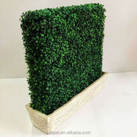 ARTIFICIAL IN OUTDOOR PLANT PATIO HEDGE