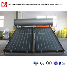 Factory prices Split Pressurized solar water heater panel,flat panel Solar collector