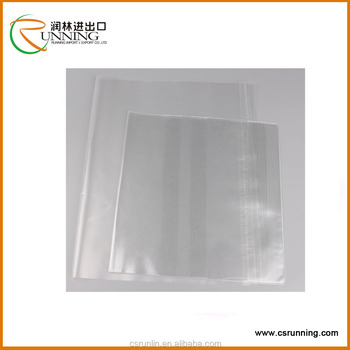 New coming professional manufacturer transparent PVC Book Cover
