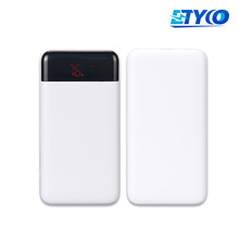 10000mah Promotional Mobile Phone Charger High Quality Mobile Power Bank Super Slim Universal