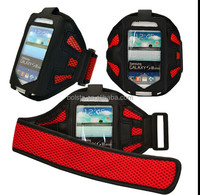 2014 hot sell running arm band armband for Samsung galaxy S3