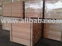 Laminated Scantlings Hardwood
