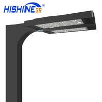 DLC led shoe box light slip fitter for parking lot PARKING LOT AREA LIGHT