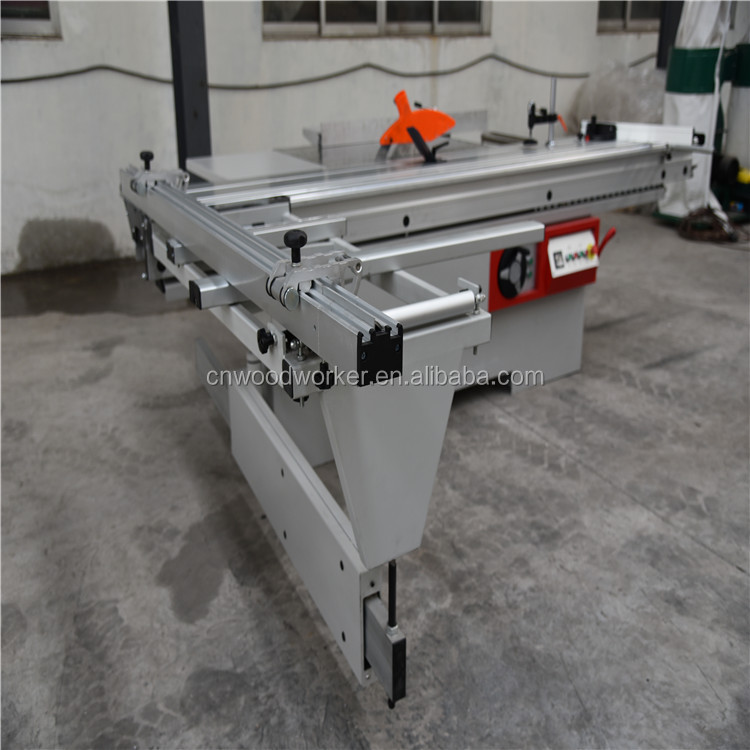 Digital readout slider table saw wood machine for sale