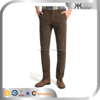 mens 100%cotton heavy corduroy pants formal new design