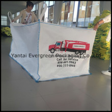 PP Big Bag FIBC Bulk Bag Packing Sand, Rice, Gravel And Pellets