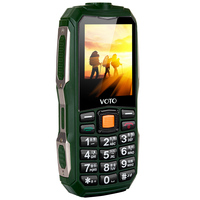NEW Rugged Durable waterproof Mobile Phone best military cordless Outdoor Adventure cheap GSM phones V66