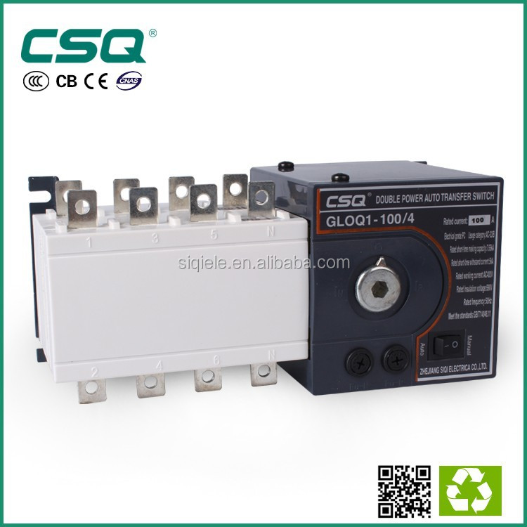 GLOQ1 automatic transfer switch for deep sea control 5220