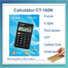 pocket & desktop root square calculator promotional gifts mini projector 8 digit calculators