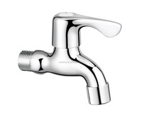 "1/2"" Polished Ceramic Cartridge Sanitary Brass Tap(with Filter)"